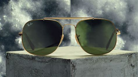 General Sunglasses ban remasters the classic aviator with the general