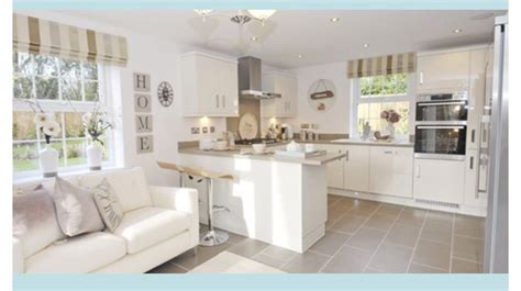 David Minister Kitchens Bathrooms Bedrooms by David Wilson Homes Kitchen Living Room