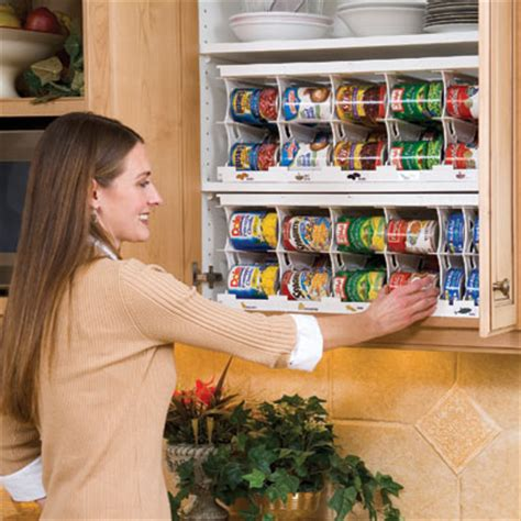Cansolidator Pantry Plus by Rv Organization And Storage Cansolidator Pantry 40 Can I Can See Using Thrive Storage