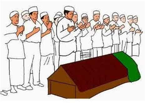 tutorial lengkap shalat jenazah tata cara sholat jenazah urwatun wursqa