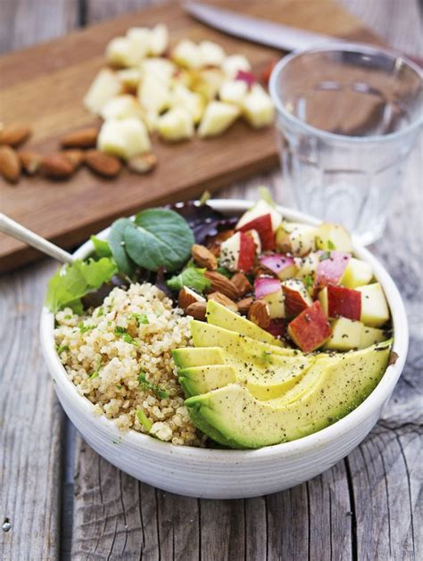 Apple Detox Olive by Quinoa Avocado And Apple Detox Salad The Iron You