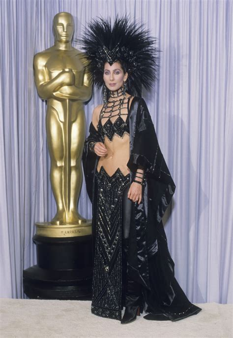 Cher Wardrobe by Top 10 Risque Oscar Wekoko