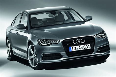 Audi A6 2012 by 2012 Audi A6 Official Pictures Leaked
