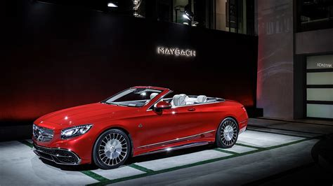 mercedes maybach 2008 2017 mercedes maybach s650 cabriolet is a land