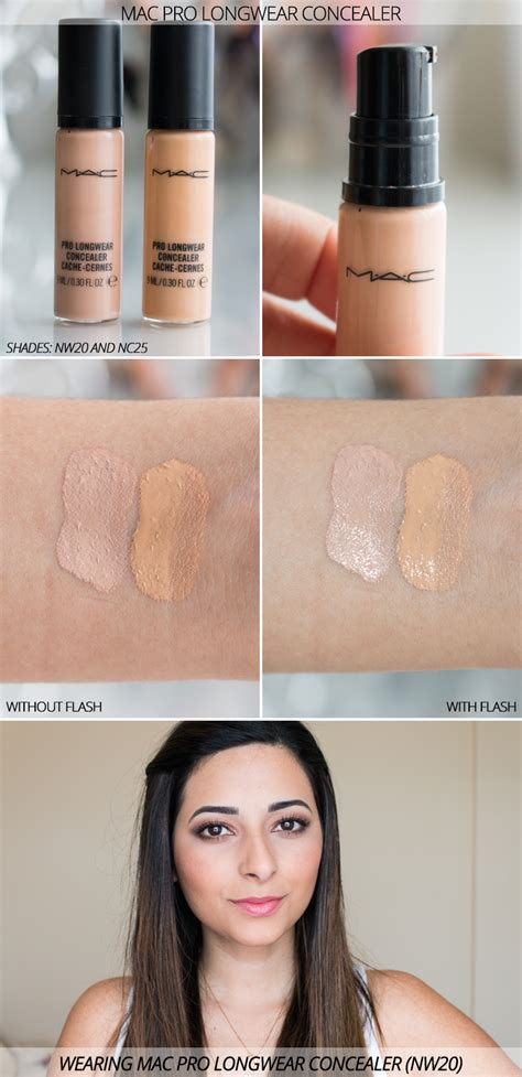 Mac 15 Colors Concealer my top 5 concealers 2015 swatches photos