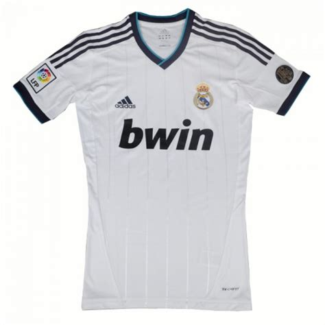 Kaos Bola Real Madrid Original Real Madrid Kaos Jersey Bola Auto Design Tech