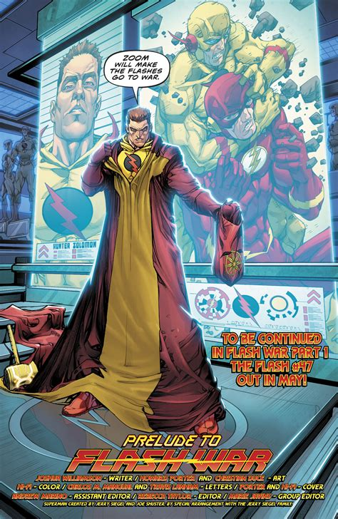 Dc Justre War The Flash wondercon 2018 dc comics universe spoilers is the flash war not about barry allen vs wally