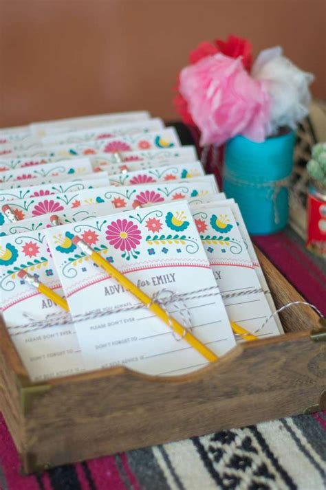 bridal shower advice ideas colorful bridal shower bridal shower ideas themes