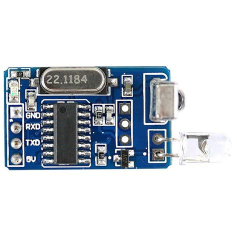Infrared Ir Wireless Remote Receiver Module For Arduino Hq serial uart 38k infrared transmitter and receiver module
