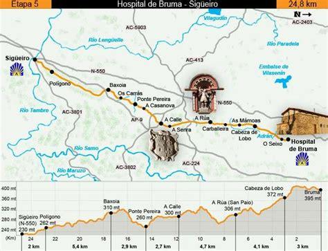 camino ingles camino de santiago todo sobre el camino ingl 233 s y sus