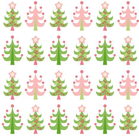 tress of whimsy fabric sugarxvice spoonflower