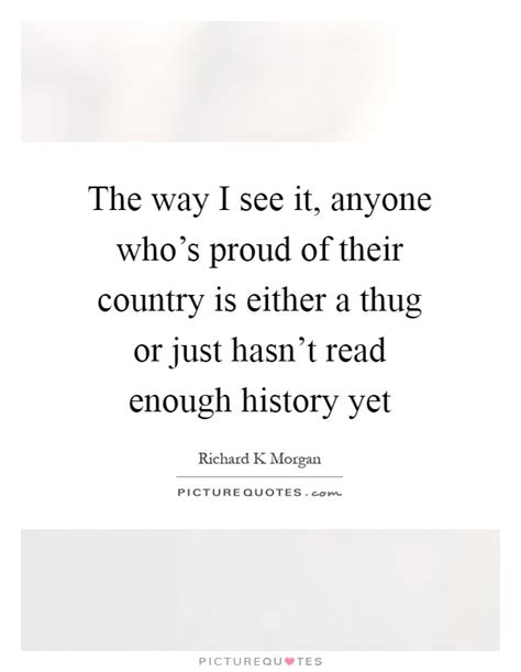Way Proud Of 2 by Thug Quotes Thug Sayings Thug Picture Quotes