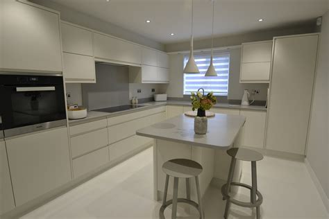 modern corian kitchen transformation felixstowe suffolk