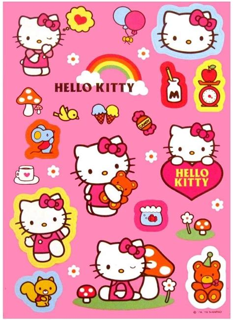 hello kitty wallpaper stickers 17 best images about hello kitty icons stickers on