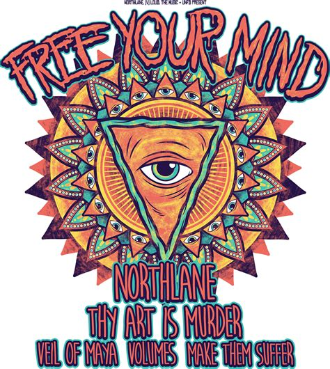 Free Your Mind free your mind 2014 graphic design