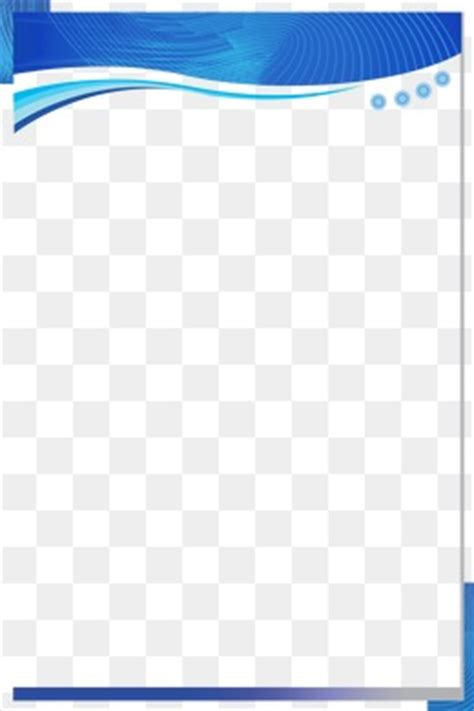 blue border, metal frame, vector border png and vector for