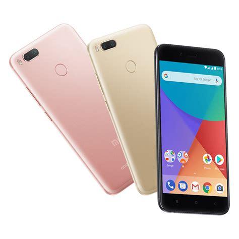 Xiaomi Mia1 Mi A1 Android One 4gb 64gb Gold Resmi Tam 1 Tahun global version xiaomi mi a1 mia1 mobile phone 4gb 64gb