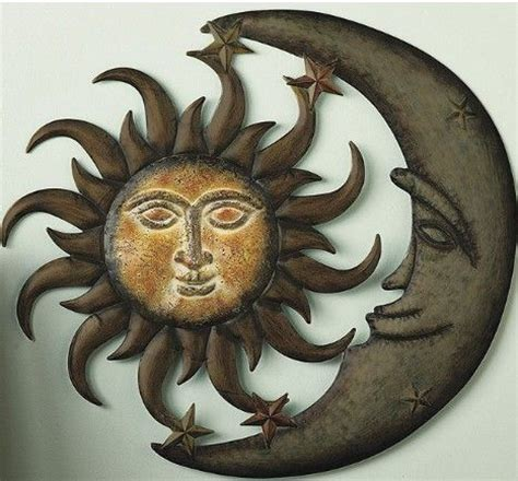 Sun And Moon Decor by Sun Moon Wall D 233 Cor From Fingerhut Get Your Rebate From