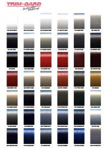 toyota color codes vehicle graphics toyota replica colored molding