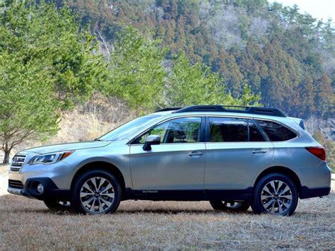 light blue subaru outback 10 of the safest crossovers for 2016 autobytel com