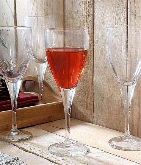 bormioli fiore bormioli fiore wine glass 190ml 6 pcs buy at