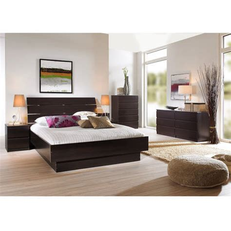 Walmart Bedroom Furniture by Laguna Lacquered Espresso Bedroom Furniture Collection