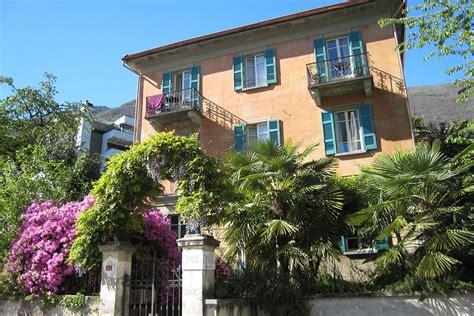 Villa Schweiz by Villa Novecento Locarno Muralto Garten Hotels Schweiz