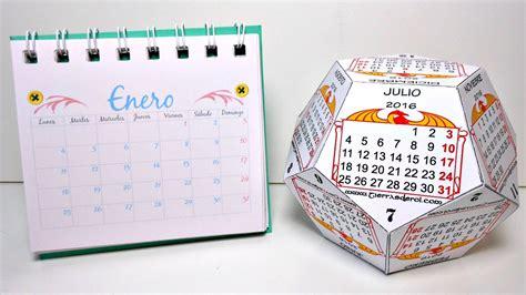 calendario de escritorio personalizado c 243 mo hacer tu propio calendario parte 1 calendarios