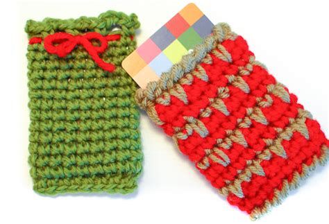 Gift Card Holder Pattern - crochet gift card holder pattern petals to picots