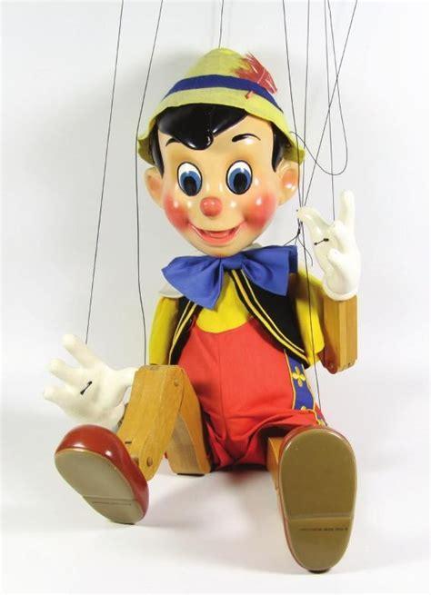 Boneka Tangan Puppets Disney Vintage walt disney pinocchio marionette puppet edition by marionettes disney