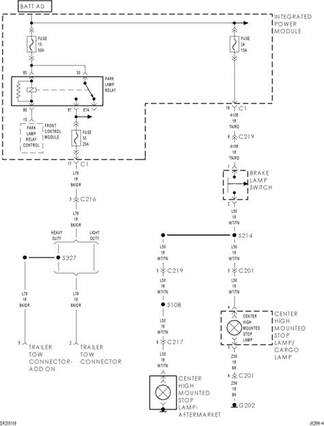 wiring diagram for 2003 dodge ram 2500 get free image
