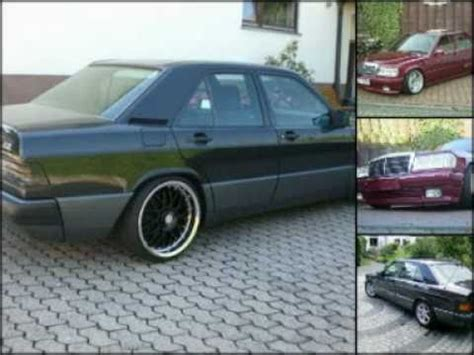 mercedes 190e tuning youtube