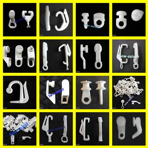 curtain runners and hooks 30 curtain track gliders glide hooks runners pole slide