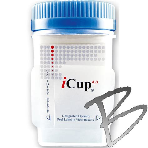 icup test instant technologies icup testing kit 25 per box
