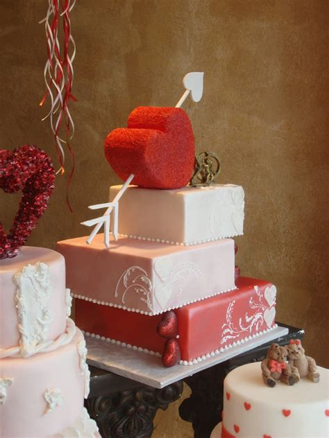 valentines cakes s day cakes and cupcakes to show your
