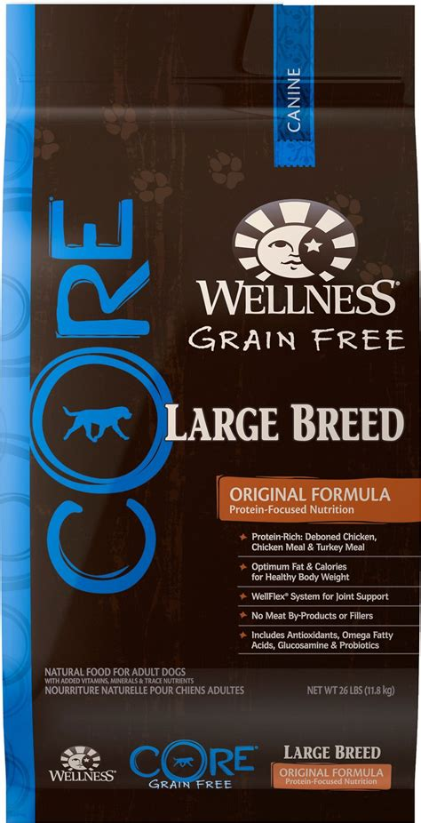 wellness large breed puppy food wellness food reviews recipes food