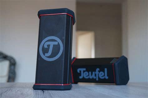 Teufel Bluetooth Lautsprecher by Teufel Rockster Xs Im Test