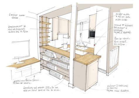 Formidable Plan Petite Cuisine Ouverte #1: coaching-decoration-petite-cuisine-ouverte-croquis.jpeg