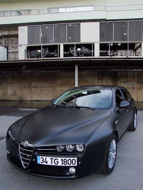 Alfa Romeo 159 Mats by Alfa Romeo Do Want Cars Schwarz