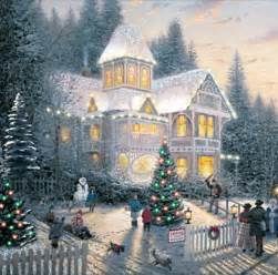 home interiors kinkade prints kinkade illuminated canvas print