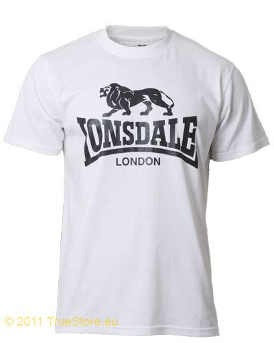 Lonsdale T Shirt lonsdale t shirt logo herren t shirt lonsdale