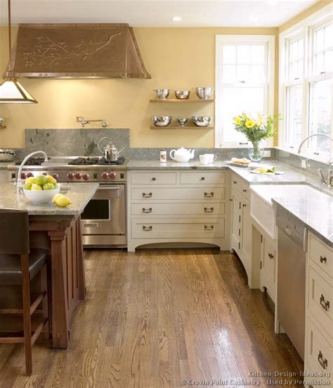 Kitchen Design Ideas Org | pictures of kitchens traditional two tone kitchen