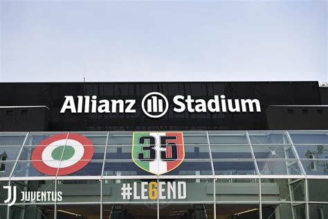 ingressi juventus stadium naming le juventus stadium devient l allianz stadium
