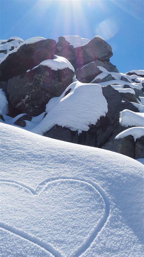 wallpaper snow sunny  hd wallpaper  zealand love