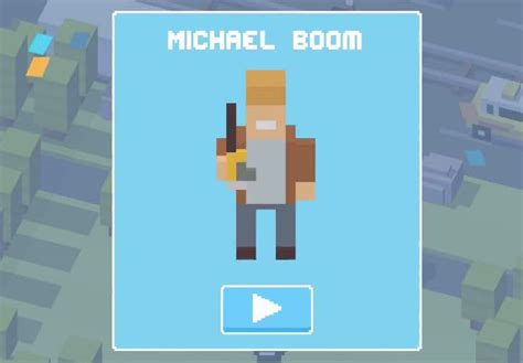 how to get new characters on crossy road crossy road michael boom unlock made easy product