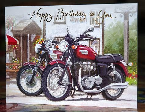 happy birthday biker images happy birthday biker graphics birthday cookies cake