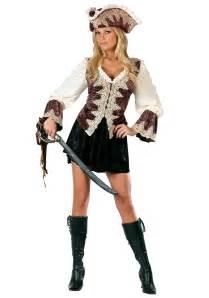 Womens Halloween Costumes Ladies Royal Pirate Costume