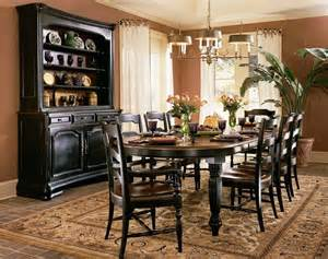 Dining Table Set Black Black Dining Room Chairs Marceladick