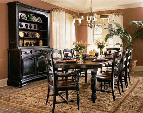 Black Dining Room Furniture Black Dining Room Chairs Marceladick