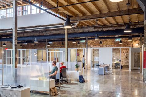 warehouse layout factors coworking space the warehouse opens in new orleans
